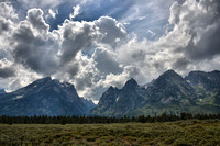 GRAND TETONS-THE GRANDEST OF ALL
